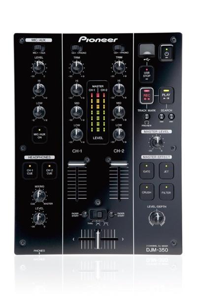 best dj mixer Pioneer DJM-350