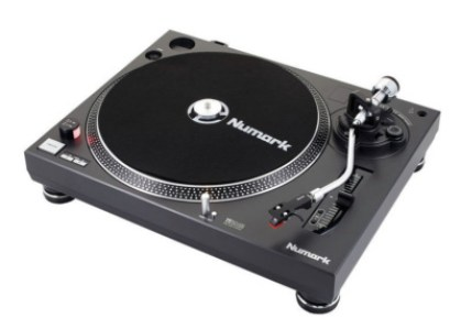Best dj turntables NUMARK TT250