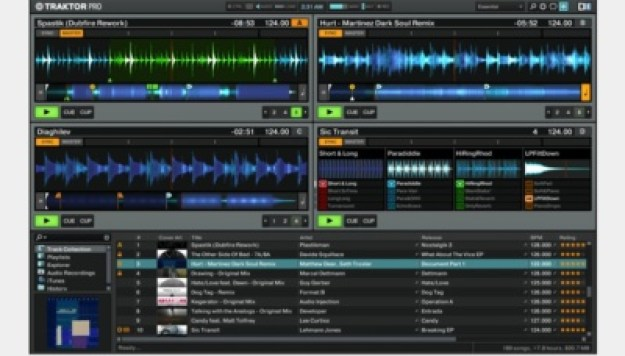 Traktor Pro - best dj software