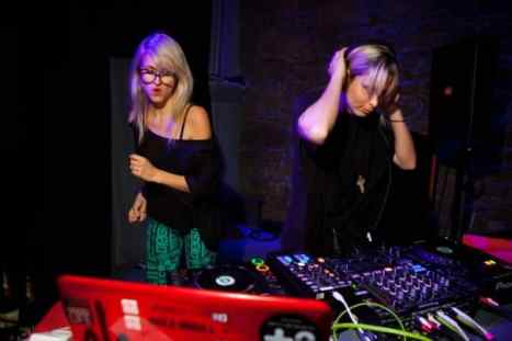 best female dj blond-ish