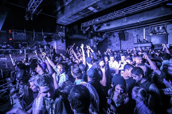 Fabric nightclub, Farringdon, London