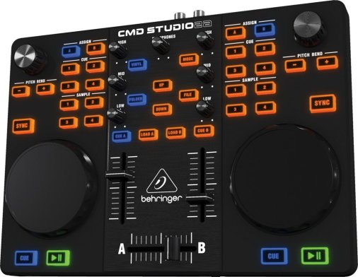 BEHRINGERCMD STUDIO 2ADJ MIDI Controller