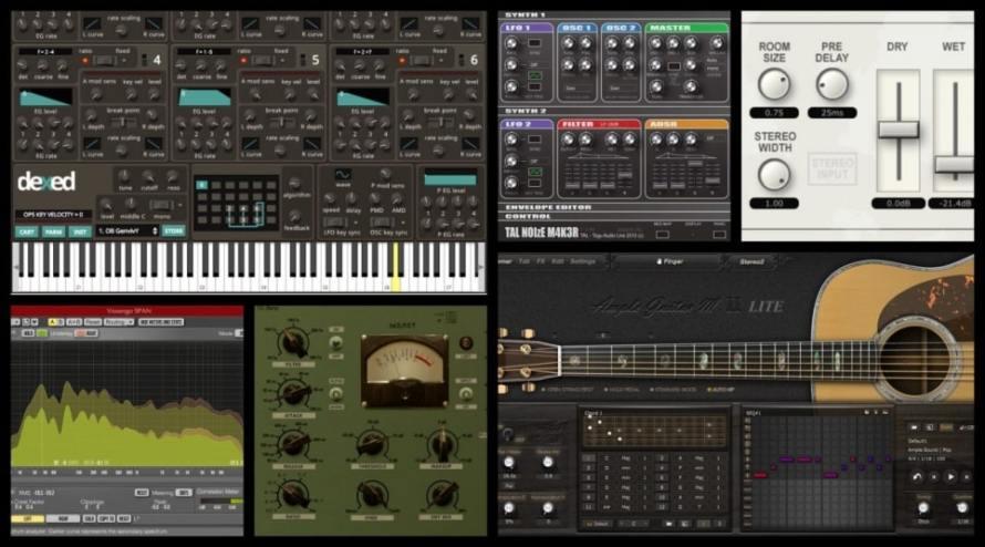 The best free VST plugins for Music Production - Global Djs