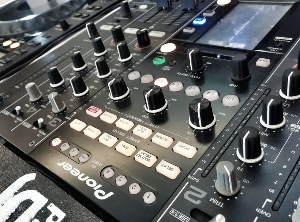 The Best Professional Mixer For DJs