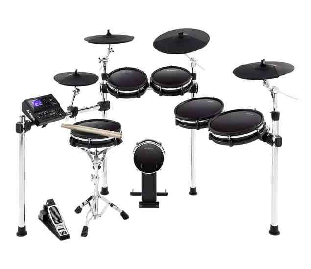Alesis DM10 MKII Pro Kit   Ten-Piece Electronic Drum Kit