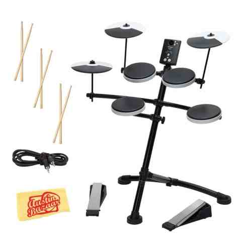 Roland TD-1K Electronic Drum Set Bundle