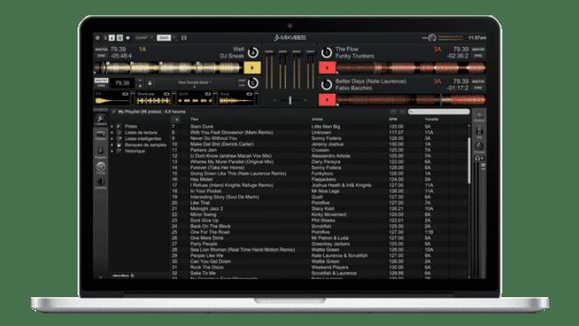 cross dj mix - best free dj software