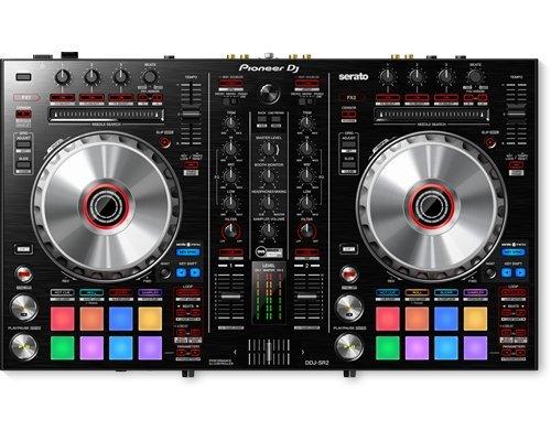Pioneer DJ DDJ-SR2 Portable 2-channel controller for Serato DJ