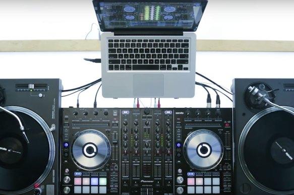 Serato DVS Digital vinyl System