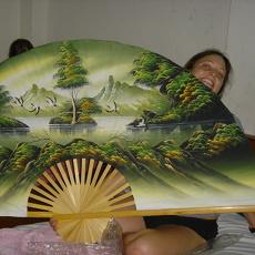 Bo Sang treasures and paintings