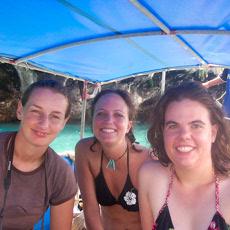 Traveling to Ko Phi Phi Leh