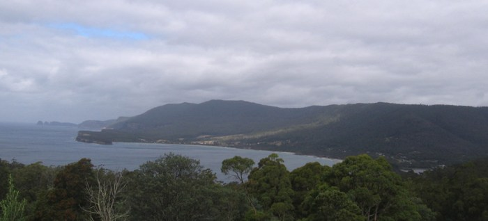 Hobart: the first chapter in Tasmania