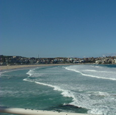Bondi Beach - Great sun and surf.