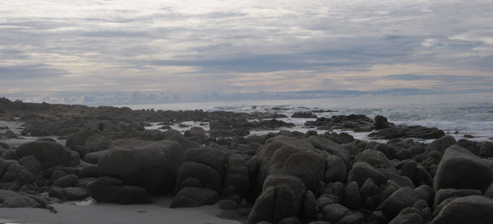 Tasmania: Bay of Fires and Beach Camping
