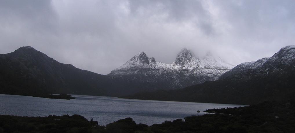 Tasmania: Cradle Mountain-Lake St.Clair