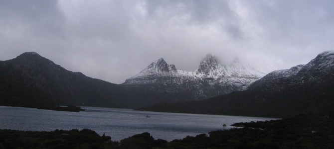Tasmania: Cradle Mountain-Lake St.Clair