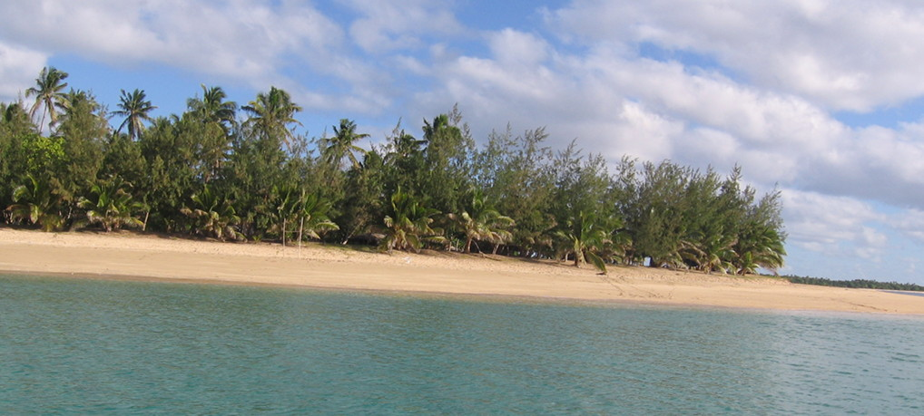 Uoleva, Tonga—A South Pacific Paradise