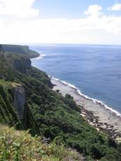 Fangatave Coastline of 'Eua
