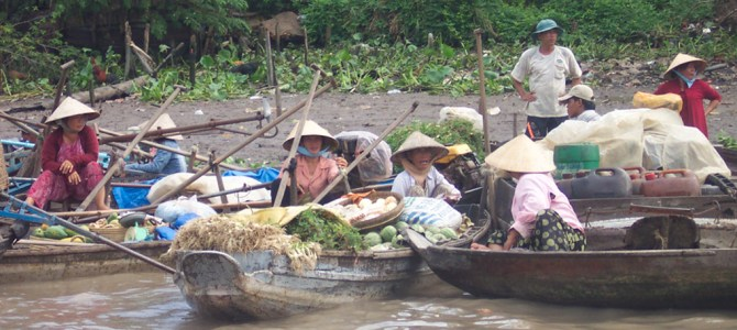 Ho Chi Minh City Day Tours: MeKong Delta and Cu Chi Tunnels