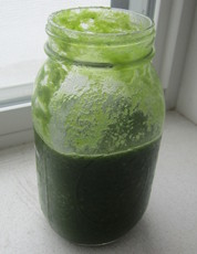 """My go-to """"kale and banana"""" smoothie"""