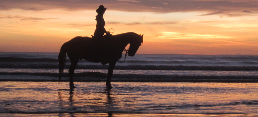 Horseback riding in San Juan del Sur