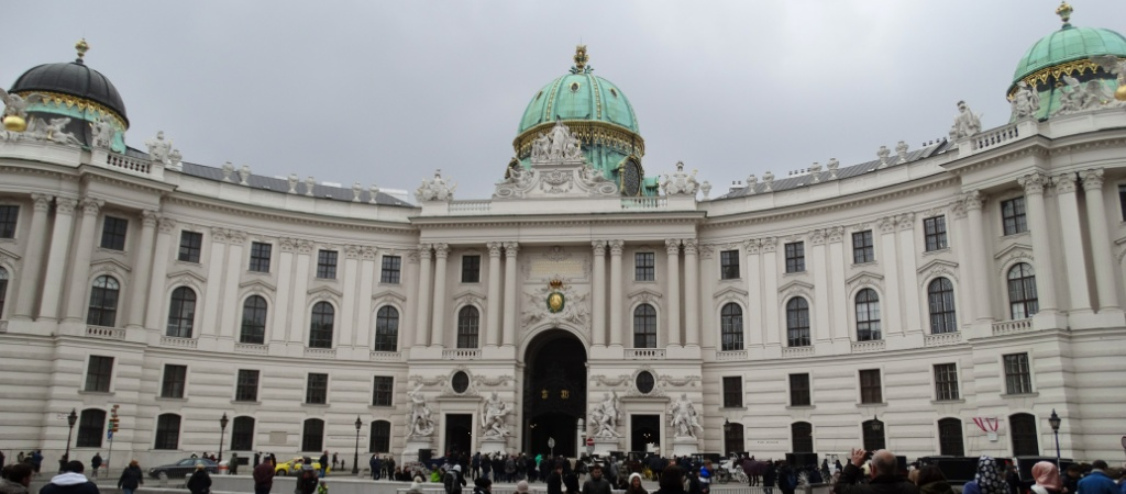 Two Days in Vienna, Austria