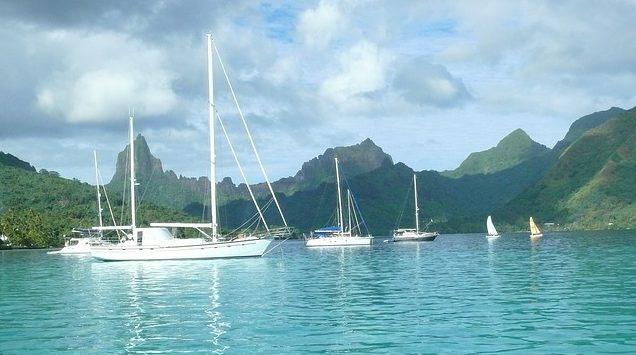 bay of tahiti