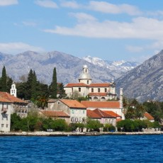 Visiting Kotor, Montenegro