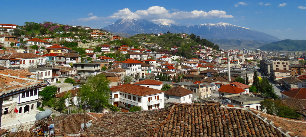 Traveling in Tirana and Berat, Albania