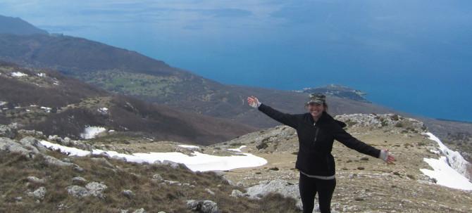 hikingoutsideofohridmacedoniaB