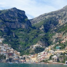 The Colorful Amalfi Coast