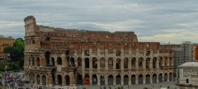 Touring Ancient Rome