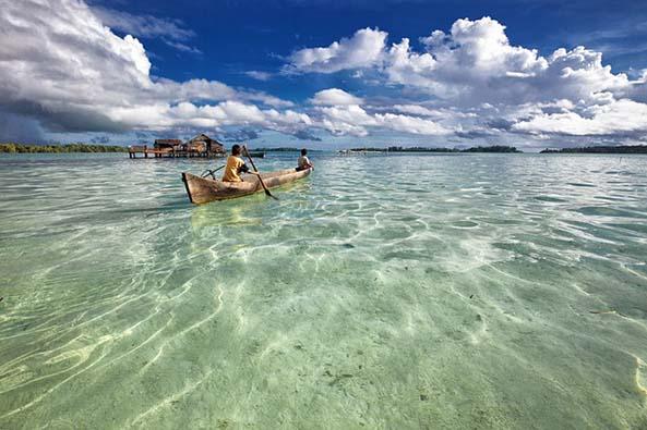 Sailing to Vavau, Tonga