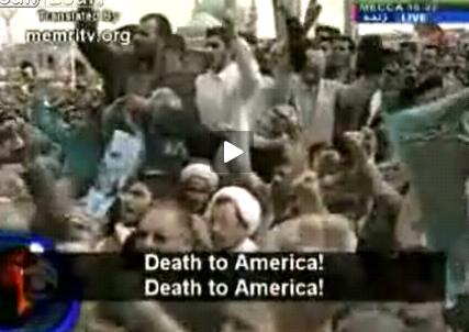 death to america chant
