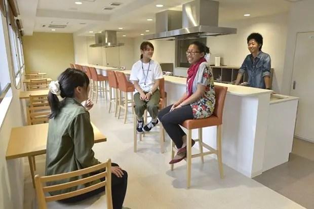 立命館大学では、このIハウス大将軍のほか、立命館大には既存の国際寮が2棟あり、計427名の学生が入居可能となるそうです。