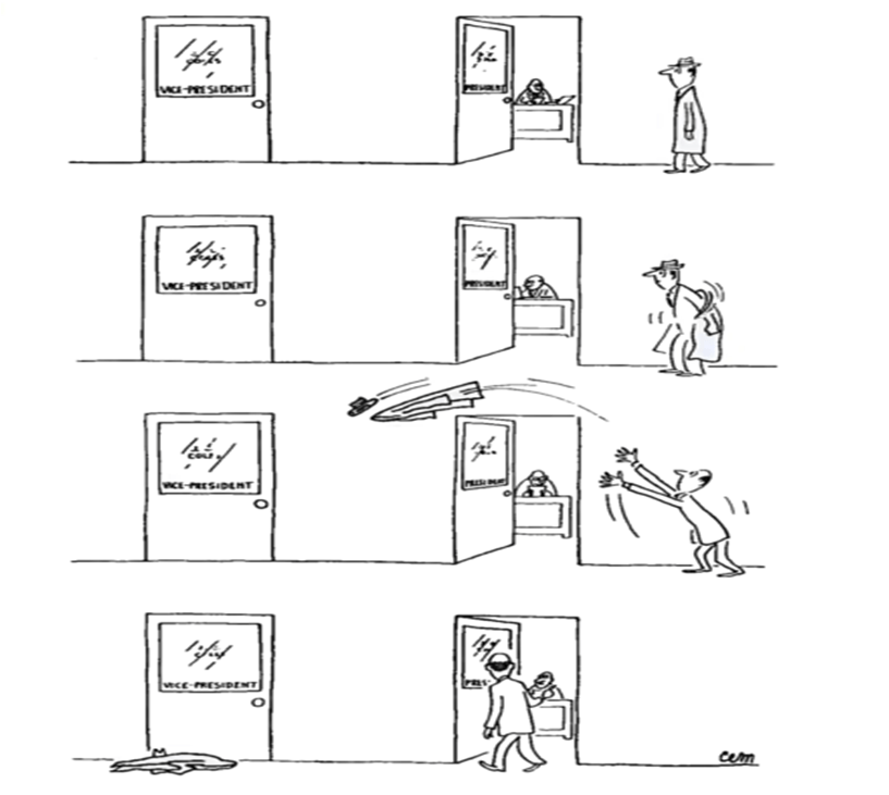 """BOOK REVIEW: """"The New Yorker: Office Humor"""" by Jean-Loup"""