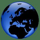 Globe-Views--Europe