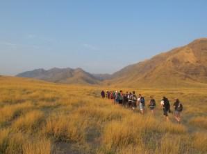 Ngorongoro trek 2