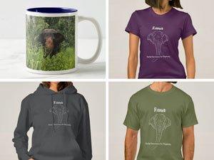 Zazzle merchandise