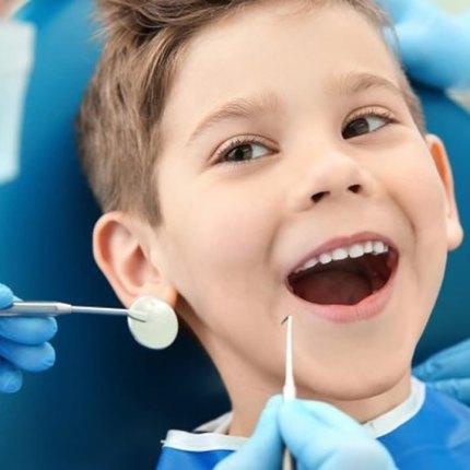 dokter gigi anak Masalah Gigi yang Sering Terjadi pada Anak