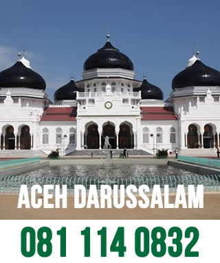 [Coming Soon] Aceh Darussalam