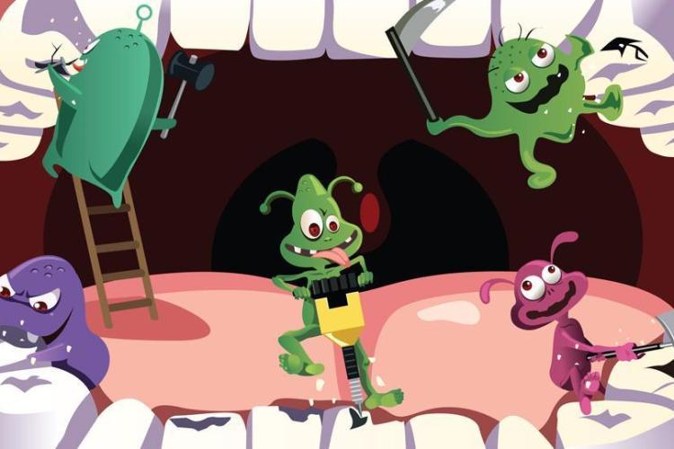 klinik gigi jakarta Penyebab Munculnya Rasa Tidak Enak di Mulut;