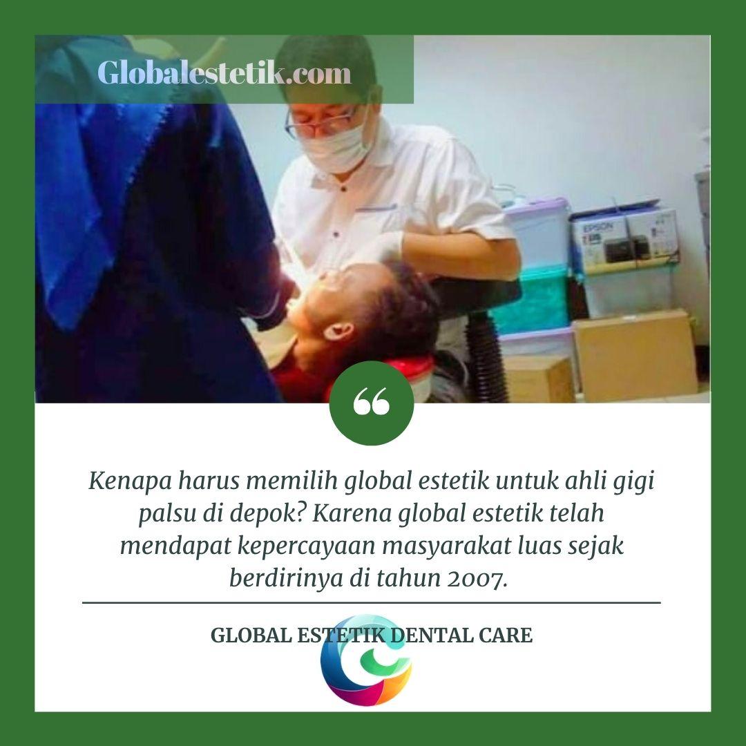 Klinik Gigi Palsu Depok