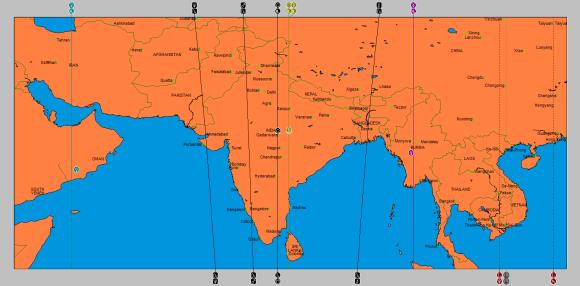 solar eclipse june 2020 cancer india china cartography mundane astrology