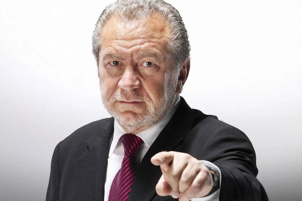 Sir Alan Sugar is a bully claims Guardian