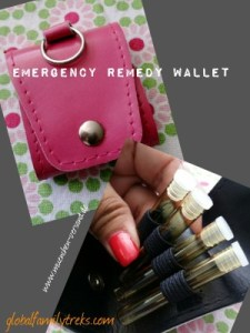 Product review: Essential oil emergency wallet