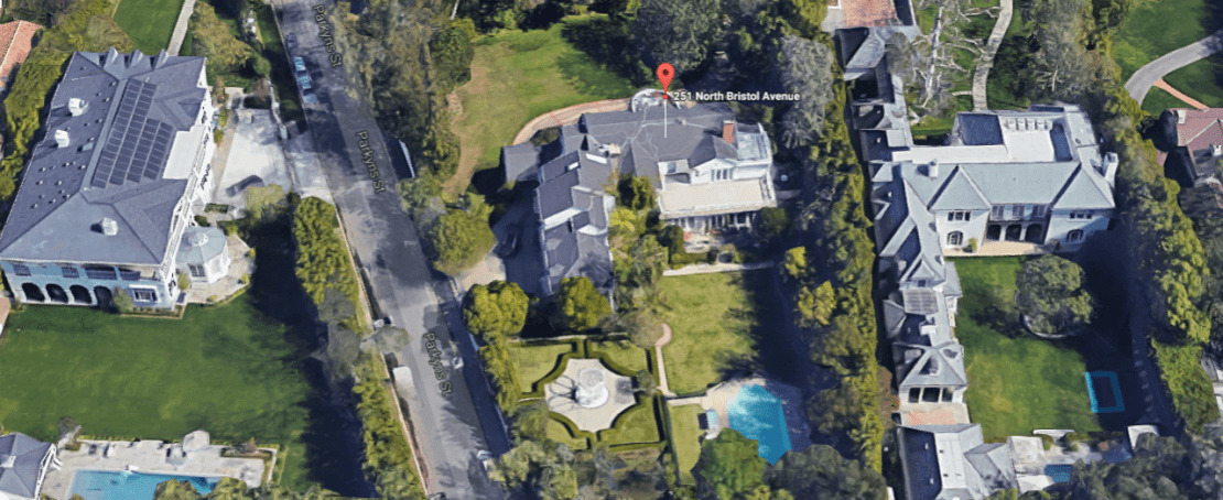The Fresh Prince Of Bel Air House Location Global Film Locations