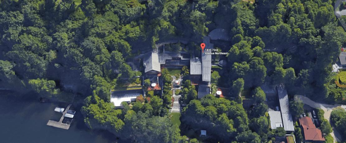 Bill Gates House Location Global Film Locations