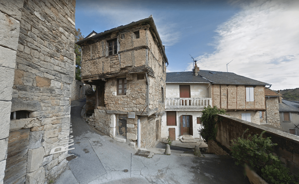 Image result for oldest house in aveyron