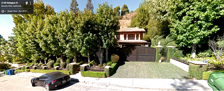 The Kardashian's Home Locations
